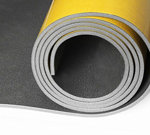 AES Reflective Foam Insulation Heat Shield Thermal Insulation Shield 21 x 25Ft